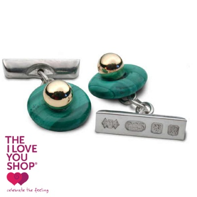 the_i_love_you_shop_celebratethefeeling_ladies_malachite_silver_polo_cufflinks_x