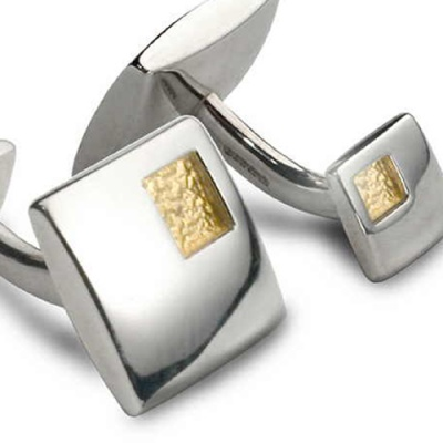 the_i_love_you_shop_celebratethefeeling_silver_and_gold_window_square_cufflinks_close_up